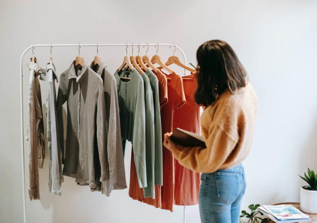 wardrobe consultation and session